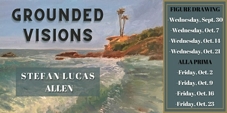 Grounded Visions with Stefan Lucas Allen tickets