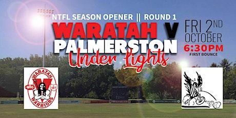 Round 1 Home Game - Under Lights! tickets