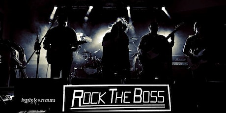 ROCK THE BOSS tickets