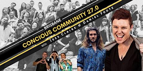 Conscious Community  Brisbane 27.0 tickets