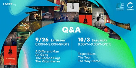 LACFF Virtual Showcase Q&A with filmmakers on 09/26 tickets