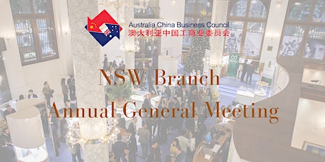 ACBC NSW Annual General Meeting tickets