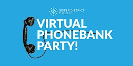 Sister District Coastal LA Weekly Phone Bank tickets