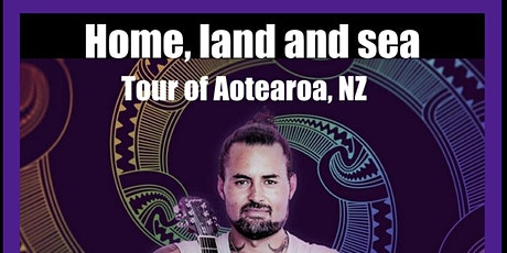 Matiu Te Huki - House concert - 292 Motueka River West Bank Road tickets
