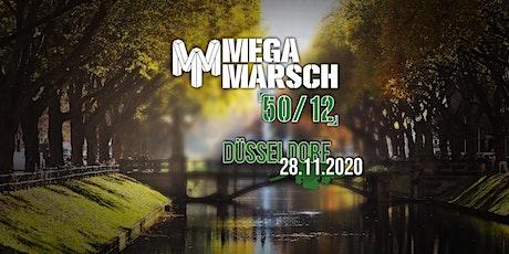Megamarsch 50/12 Düsseldorf 2020 **Ausverkauft** Tickets
