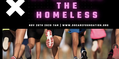 5k Run/Walk For The Homeless and win Iphone 12 tickets
