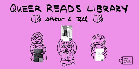 Queer Reads Library Show & Tell tickets