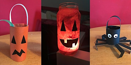 Easely Does It Kids  - Halloween themed online craft session - with Faith tickets