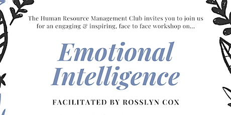UniSA HRM Club Emotional Intelligence Workshop tickets