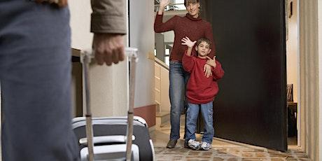 An ADF families webinar: MWD(U)–making home in 2 locations (3) tickets