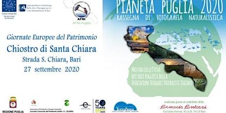 "Mostra di fotografia naturalistica ""Pianeta Puglia 2020"" biglietti"