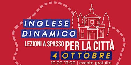 Inglese Dinamico  - Villa Toeplitz e Sacro Monte biglietti