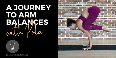 A Journey to Arm Balances! tickets