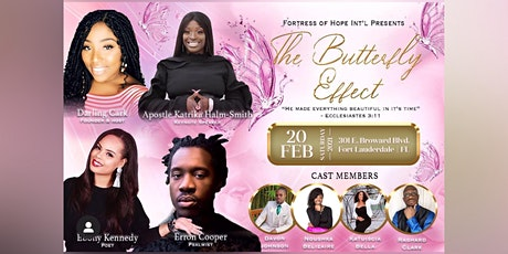 The Butterfly Effect tickets