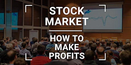 Stock Market Profit Booking Strategies & Trading Secretes tickets