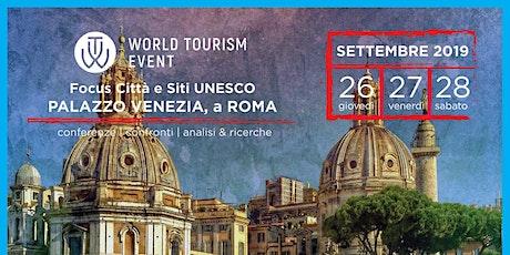 Focus su Città e Siti UNESCO 2020 biglietti