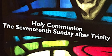 Book your seat for a short Sunday Eucharist 9am Service tickets
