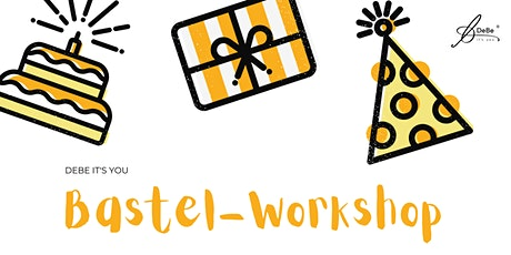 Bastel-Workshop Tickets