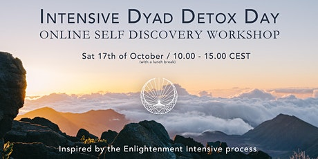 INTENSIVE DYAD DETOX DAY: ONLINE SELF DISCOVERY WORKSHOP tickets