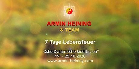 7 Tage Dynamische Meditation tickets