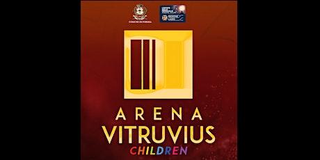 ARENA VITRUVIUS CHILDREN - 27 settembre biglietti