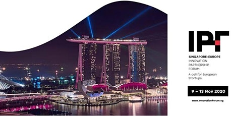 Singapore - Europe Innovation Partnership Forum tickets