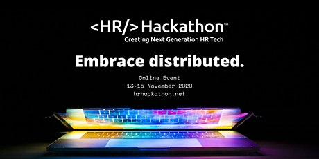 HR Hackathon: Embrace distributed. We build tech for remote teams tickets