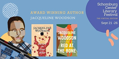 Schomburg Center Lit Fest: Jacqueline Woodson tickets