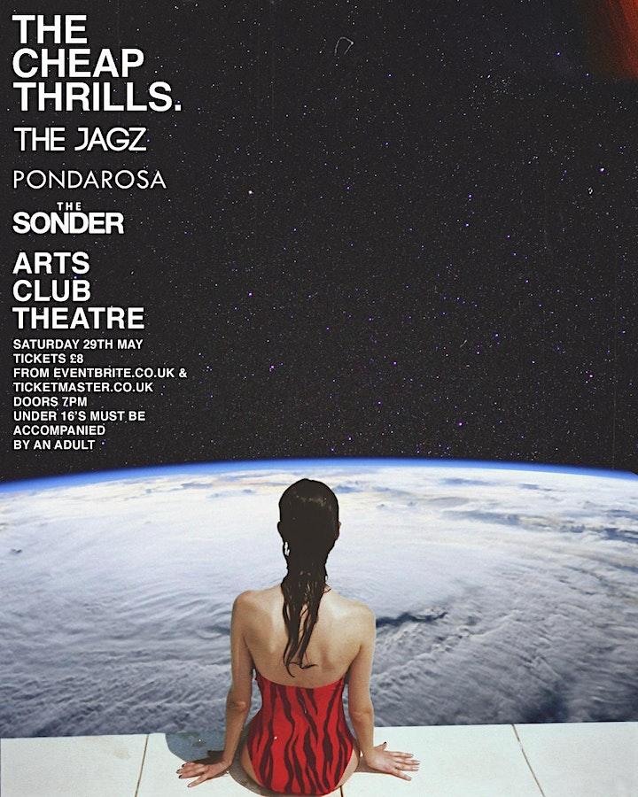 The Cheap Thrills @ Arts Club Theatre image