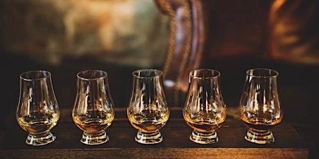 Single Malt vs Blended Scotch Whisky Masterclass tickets