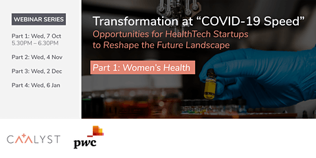 "Transformation at ""COVID-19 Speed"" tickets"