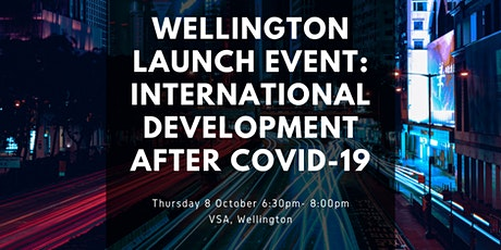 IDYP: Wellington Launch Event tickets