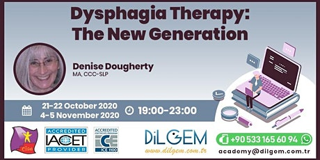 Dysphagia Therapy: The New Generation tickets