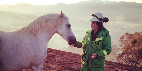 Horses and Fire: preparing for the coming fire season - Webinar tickets