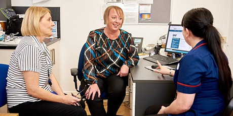 Cancer Awareness for Social Prescribers tickets