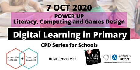 POWER UP| Digital Learning in Primary tickets