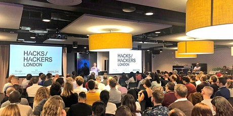 Hacks/Hackers London: November 2020 meetup tickets