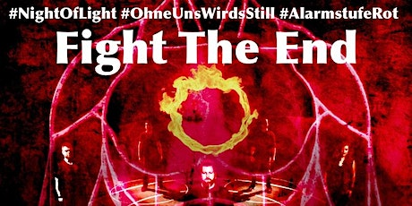 FIGHT THE END Tickets
