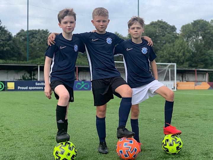 Dream Team Soccer School - Oct Half Term Football Camp @ Rosslyn Park FC image