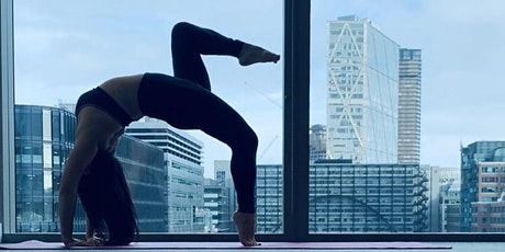 Virtual Friday Flow Yoga - 9 October tickets