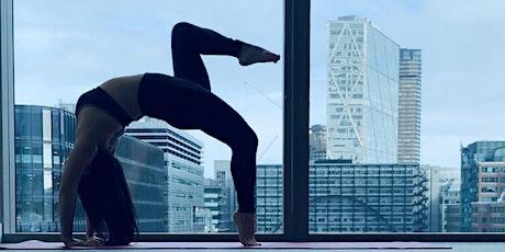 Virtual Friday Flow Yoga - 16 October tickets