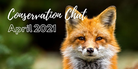 Conservation Chat 2021 tickets