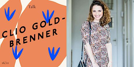 Clio Goldbrenner - d'une fondatrice manager à une board member (non-membre) tickets