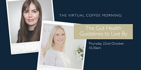 Join the Conversation: Gut Health Guidelines to Live By tickets