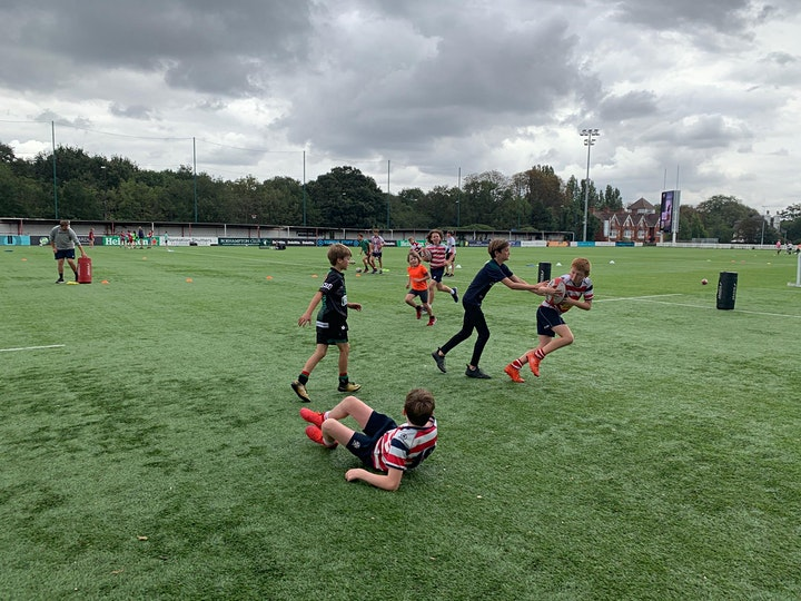Dream Team Rugby Club - Oct Half Term Rugby Camp @ Rosslyn Park FC image