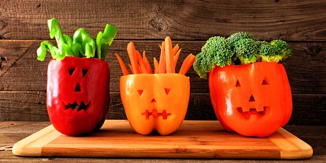 Halloween Cooking Club (4-7 year olds) – Spooky food and fun tickets