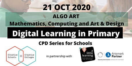 ALGO-ART| Digital Learning in Primary tickets