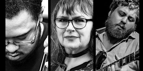 Karin Reid and Alex Wolken: jazz noir extended duo ft. Umar Zakaria tickets