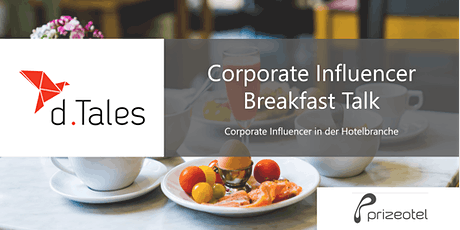 Corporate Influencer Breakfast Talk Tickets