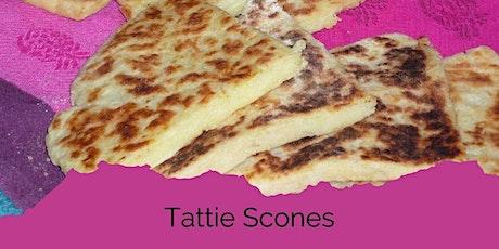 Cheese Bread & Tattie Scones tickets